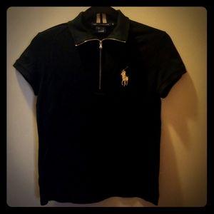 Ralph Lauren golf polo tee